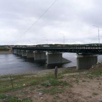 Мост через Витим, Романовка