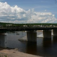 Мост через р.Витим, Романовка, Романовка