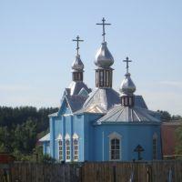 Селенгинск, церковь, август 2010г., Селенгинск