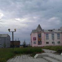 Площадь Сосновки, Сосново-Озерское
