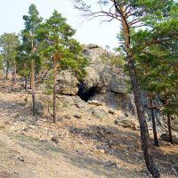 Пещера, Турунтаево