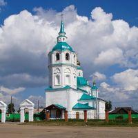 Церковь Спаса Нерукотворного Образа,Турунтаево, Турунтаево