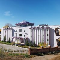 Здание консульства Монголии, Улан-Удэ
