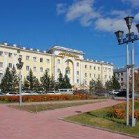 Здание ФСБ., Улан-Удэ
