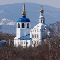 Свято - Одигитриевский кафедральный собор, Улан-Удэ