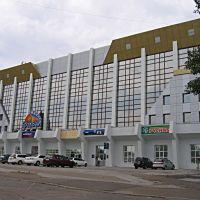 """Бизнес-центр """"Восточные ворота"""", Улан-Удэ"""