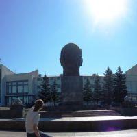 Голова Ленина, Улан-Удэ