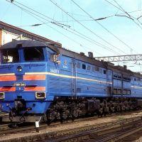 2TE10M-3949  Ulan Ude  30.06.92, Улан-Удэ