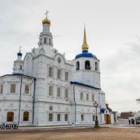 Улан-Удэ.Одигитриевский собор, Улан-Удэ
