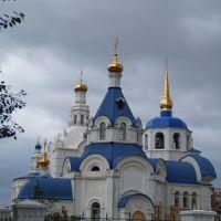 Одигитриевский собор, Улан-Удэ, Улан-Удэ