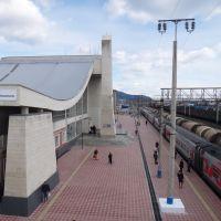 Станция Северобайкальск, Северобайкальск