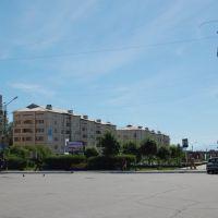 Ленинградский пр.-34, Северобайкальск