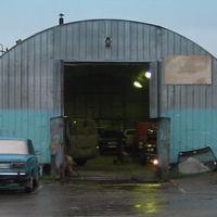 Hangar, Северобайкальск