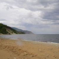 Пляж в Северобайкальске, Северобайкальск