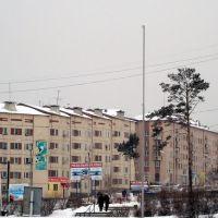 Северобайкальск 3, Северобайкальск