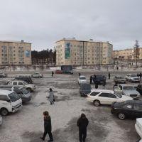 Дома по проспекту 60 лет СССР, Северобайкальск
