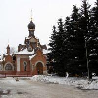 ц. Сирафима Саровского, Александров