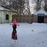 Масленица 2009, Александров