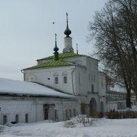 церковь Федора Стратилата, Александров