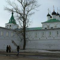 Стены Александровской слободы, Александров