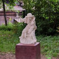 Александров. Скульптура мальчика (Мальчиш), Александров
