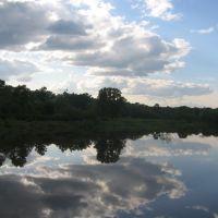 Запруда на реке Серая, Александров
