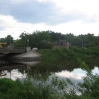 Банный мост, Александров