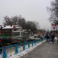 Улица в ноябре, Анопино