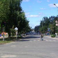 Улицы Гусь-Хрустального, Анопино