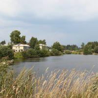Lake in Balakirevo, Балакирево