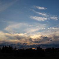 На закате, Балакирево