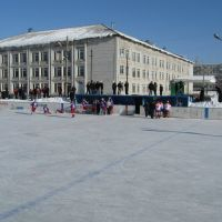 старая коробочка-новая школа, Балакирево