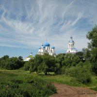 Свято-Боголюбский женский монастырь, Боголюбово