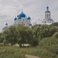 Bogolyubovo convent, July-2009, Боголюбово