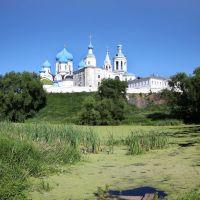 Боголюбский в честь явления Боголюбской иконы монастырь, Боголюбово