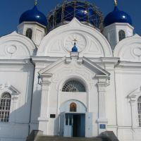 Лестница в храм, Боголюбово
