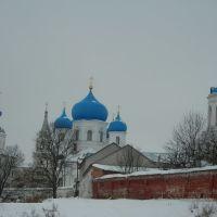 Боголюбово. Свято Боголюбский женский монастырь, Боголюбово