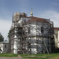 Храм Святых и Праведных Богоотец Иоакима и Анны, Боголюбово