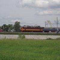 Поезд на Москву, Боголюбово