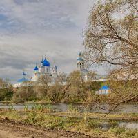 Боголюбовский монастырь, Боголюбово