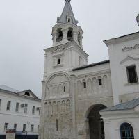 ►Боголюбово. Боголюбский монастырь. Палаты Андрея Боголюбского (1158-1165 г.), Боголюбово