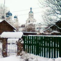 Свято-Боголюбский женский монастырь. Боголюбово. Владимирская обл., Боголюбово