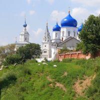 Holy-Bogolubsky monastery, Боголюбово