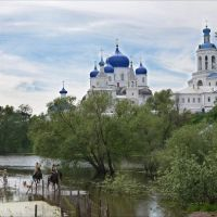 Свято-Боголюбовский монастырь, Боголюбово