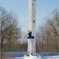 Памятник павшим в ВОВ, пос. Великодворский, Великодворский