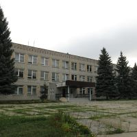 School, Вербовский
