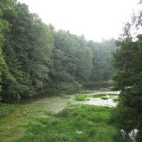 Upper pond, Вербовский