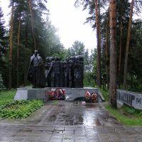 Памятник погибшим на войне, Вербовский