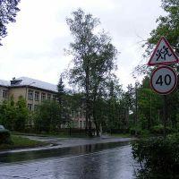 Школа № 18, Вербовский