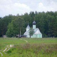 Церковь Илии Муромского, Вербовский